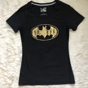 Batman Under Armour Top